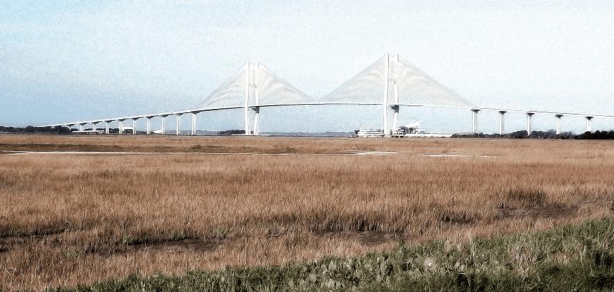Sidney Lanier Bridge - Brunswick, GA
